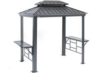 pavillon online kaufen bei obi. Black Bedroom Furniture Sets. Home Design Ideas