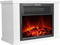 el fuego elektrokamin bergen wei 1 8 kw kaufen bei obi. Black Bedroom Furniture Sets. Home Design Ideas