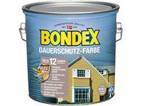 bondex dauerschutz farbe taupe seidengl nzend 2 5 l kaufen bei obi. Black Bedroom Furniture Sets. Home Design Ideas