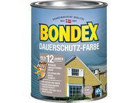 bondex dauerschutz farbe moosgr n seidengl nzend 750 ml kaufen bei obi. Black Bedroom Furniture Sets. Home Design Ideas