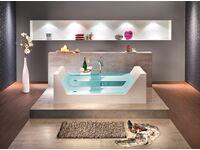 badewanne maharaja 195 cm x 135 cm kaufen bei obi. Black Bedroom Furniture Sets. Home Design Ideas