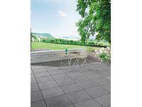 gehwegplatten anthrazit terrassenplatten anthrazit online kaufen bei obi. Black Bedroom Furniture Sets. Home Design Ideas