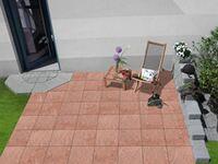 terrassenplatten beschichtet online kaufen bei obi. Black Bedroom Furniture Sets. Home Design Ideas