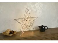 metall weihnachtsdekoration online kaufen bei obi. Black Bedroom Furniture Sets. Home Design Ideas