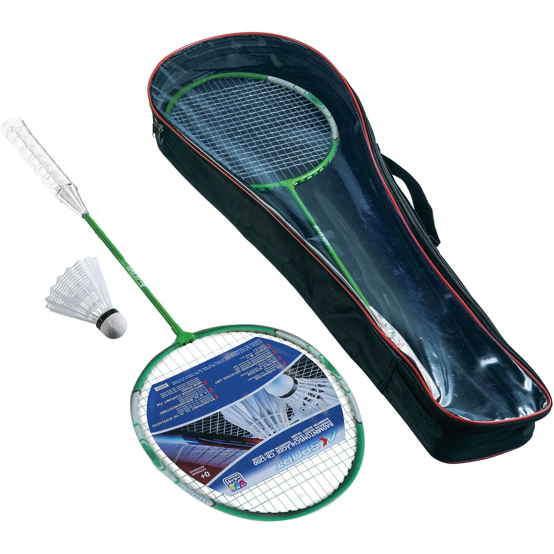 Happy People  Badminton-Set
