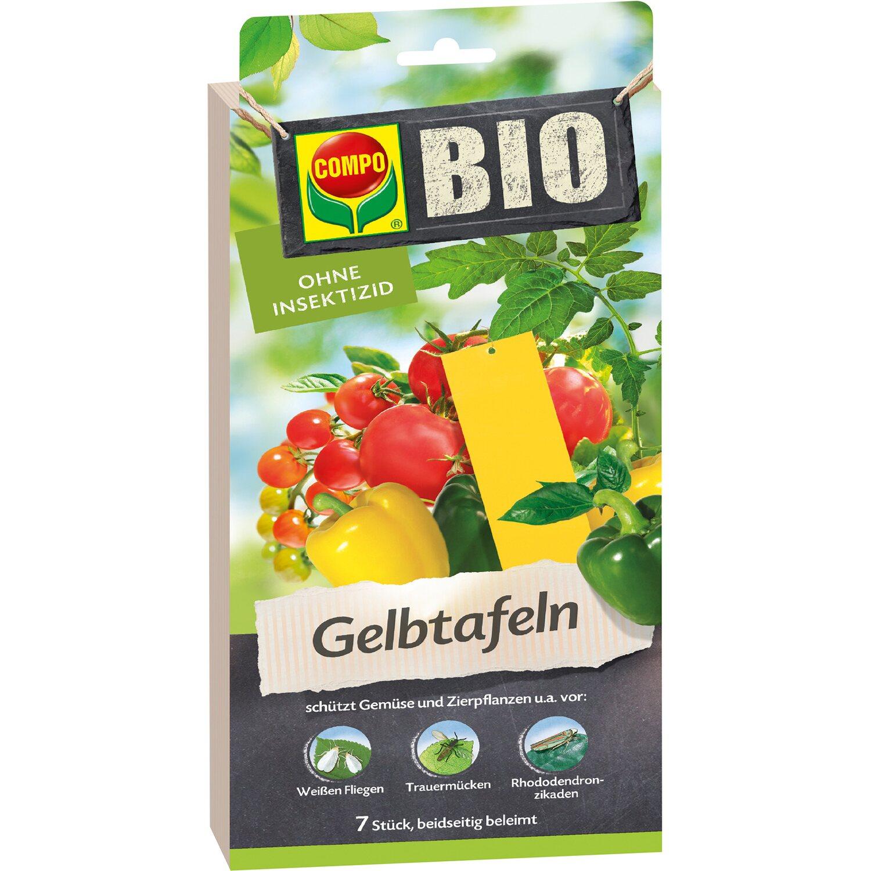 compo bio gelbtafeln 7 stk kaufen bei obi
