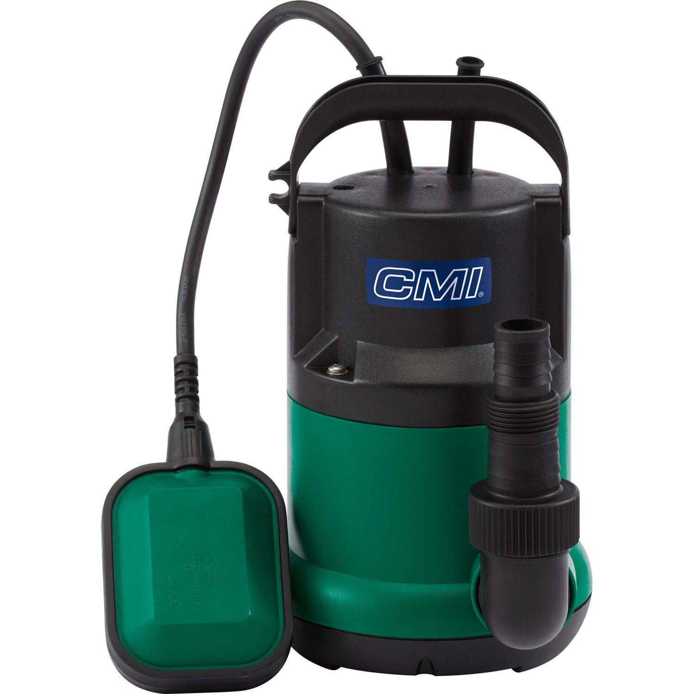 Cmi klarwasser tauchpumpe 250 kaufen bei obi for Schwimmbecken bei obi