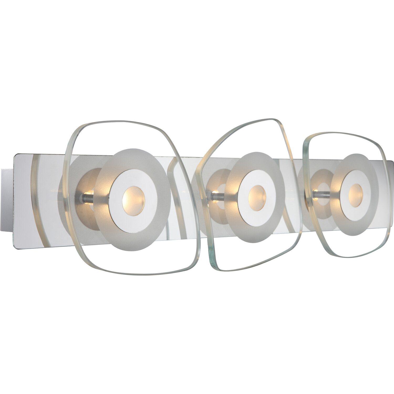 Globo LED-Spot ZARIMA Chrom EEK: A