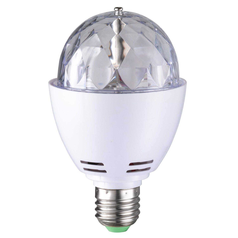 Wofi Disco-LED-Leuchtmittel RGB E27 / 3 W kaufen bei OBI