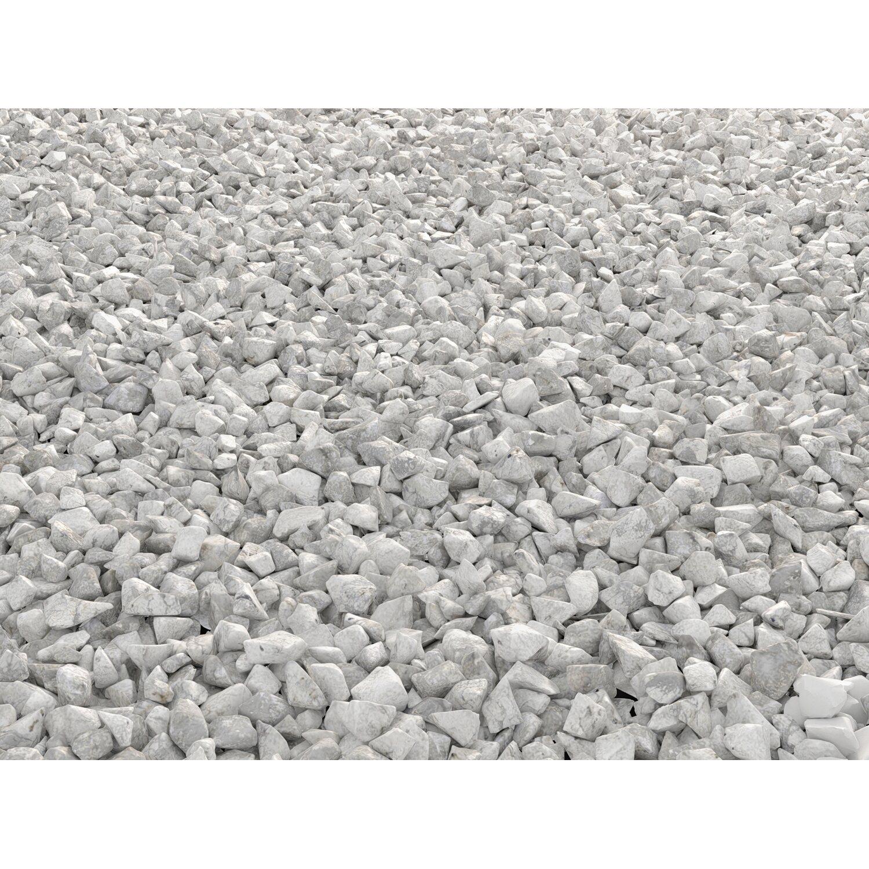 Sonstige Marmorkies Carrara Weiß 20 mm - 40 mm 15 kg/ Sack