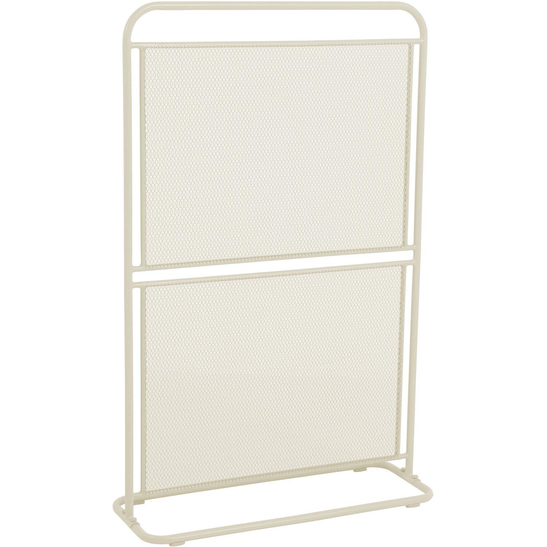 Balkonhängetisch obi  MWH Sichtschutz Divido 124 cm x 80 cm x 30 cm Peyote kaufen bei OBI