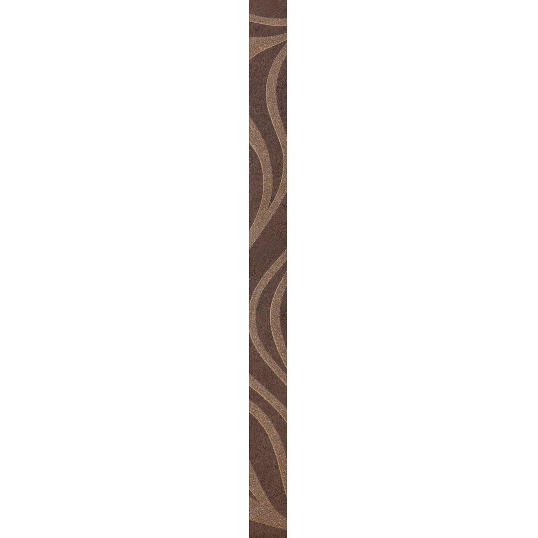 Sonstige Bordüre Desiree Mokka 3,3 cm x 50 cm