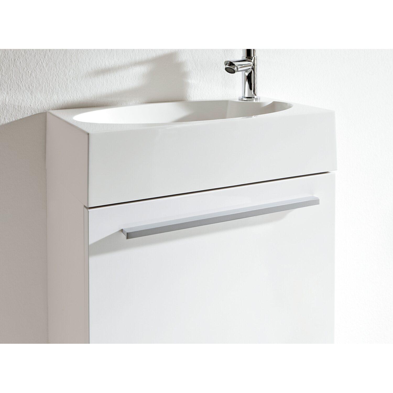 OBI Waschplatz Goria Weiß 2-teilig kaufen bei OBI