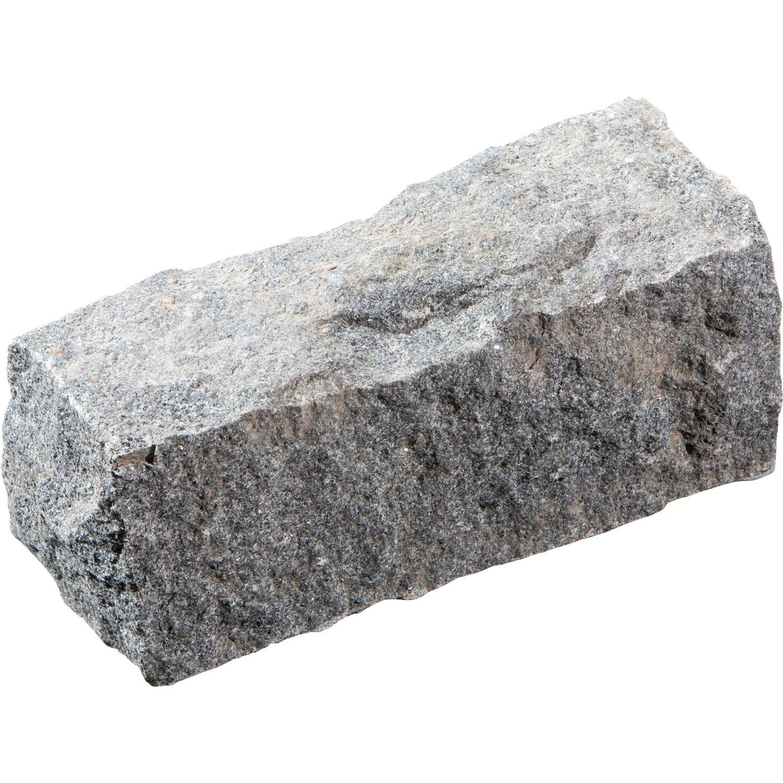 Naturstein-Palisade Anthrazit-Grau 25 Cm X 10 Cm X 10 Cm