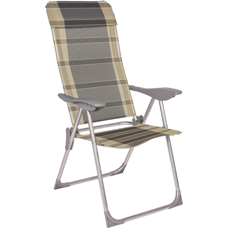 Klappstuhl camping  CMI Camping-Klappstuhl mit Armlehne kaufen bei OBI