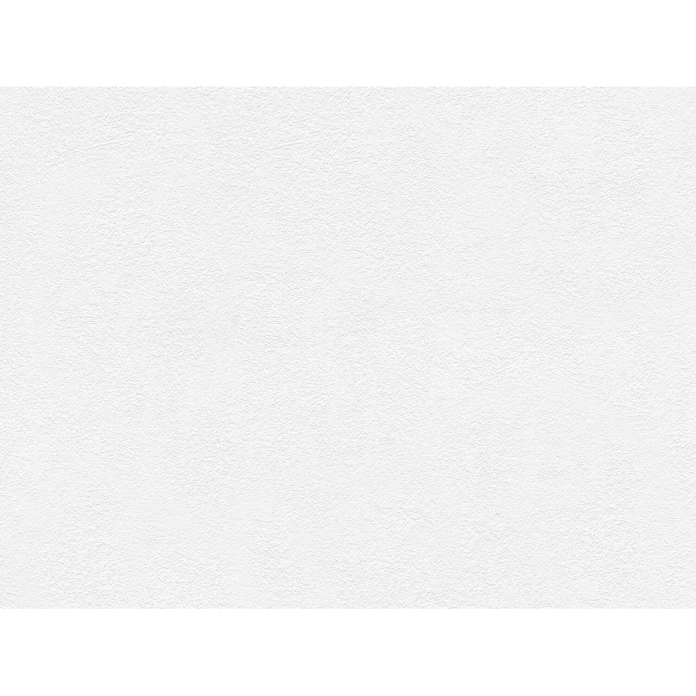 Vliestapete weiß  A.S. Creation Vliestapete Avanti Uni Weiß kaufen bei OBI