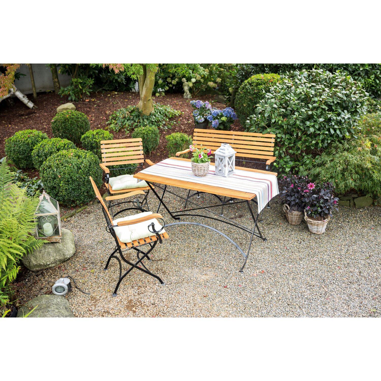 OBI Gartenbank Montgomery 2-Sitzer kaufen bei OBI