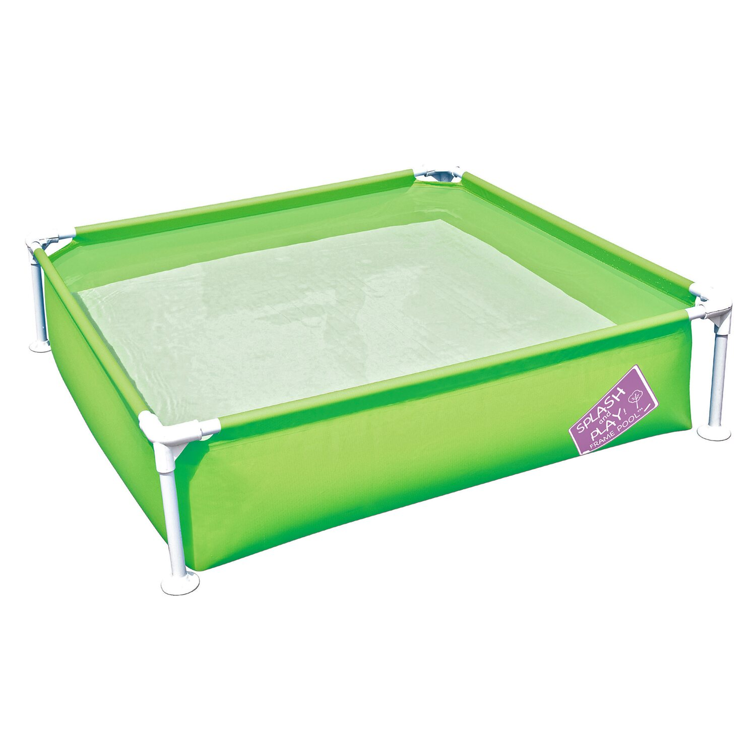 Bestway kinder frame pool kaufen bei obi for Bestway pool bei obi