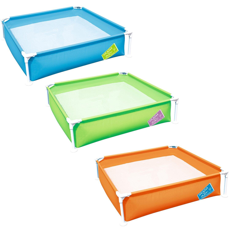 Bestway kinder frame pool kaufen bei obi for Bestway obi