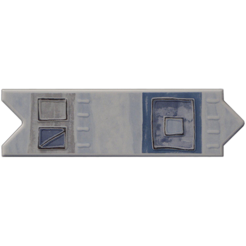 Sonstige Bordüre Viena Azul 6 cm x 20 cm