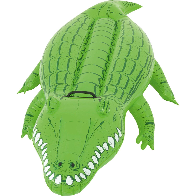 Bestway krokodil kaufen bei obi for Planschbecken aufblasbar obi