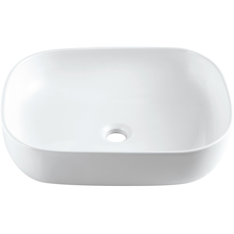 obi aufsatz waschbecken rectangular kaufen bei obi. Black Bedroom Furniture Sets. Home Design Ideas