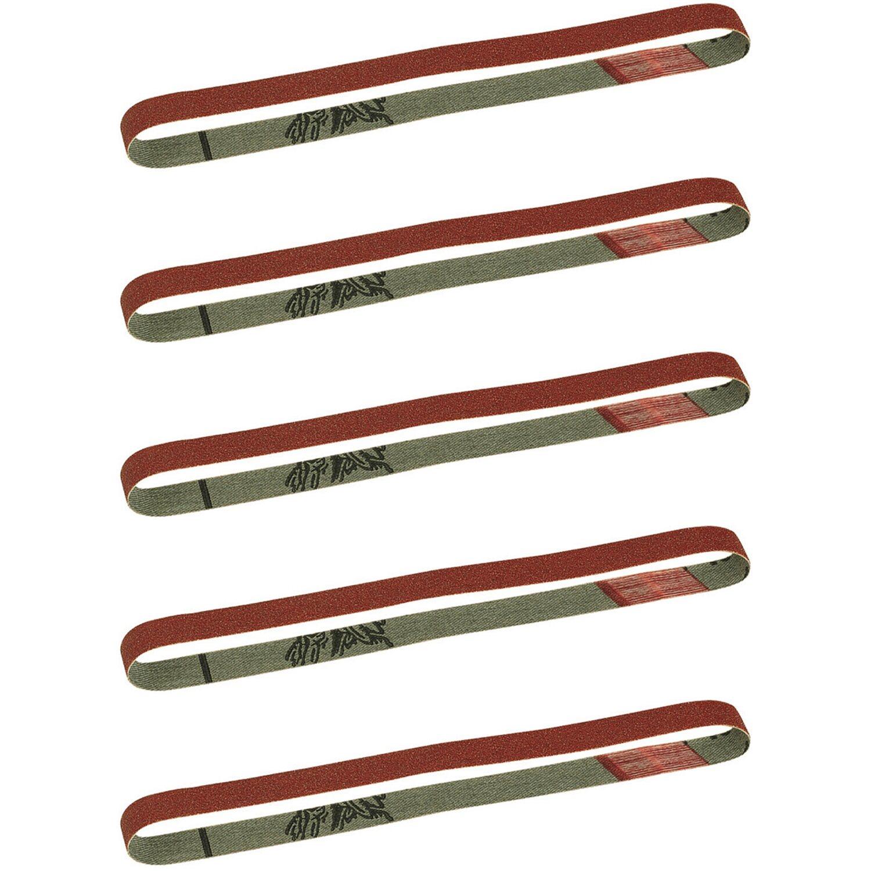 Proxxon Schleifbänder für BS/E Edelkorund 5 Stück K 180 Preisvergleich