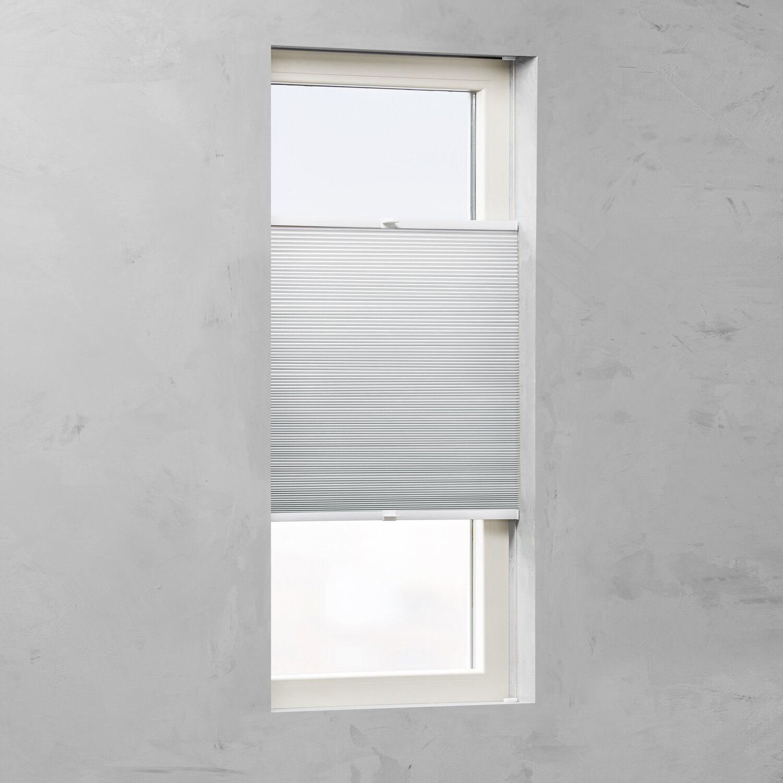 cocoon wabenplissee verspannt verdunklung 25 mm wei 40 cm x 130 cm kaufen bei obi. Black Bedroom Furniture Sets. Home Design Ideas