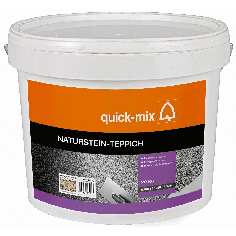 Häufig Naturstein-Teppich Marmorkiesel Beige 20 kg kaufen bei OBI SI02
