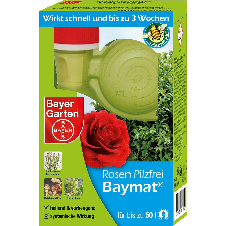 Bayer Garten Bayer Rosen-Pilzfrei Baymat 200 ml