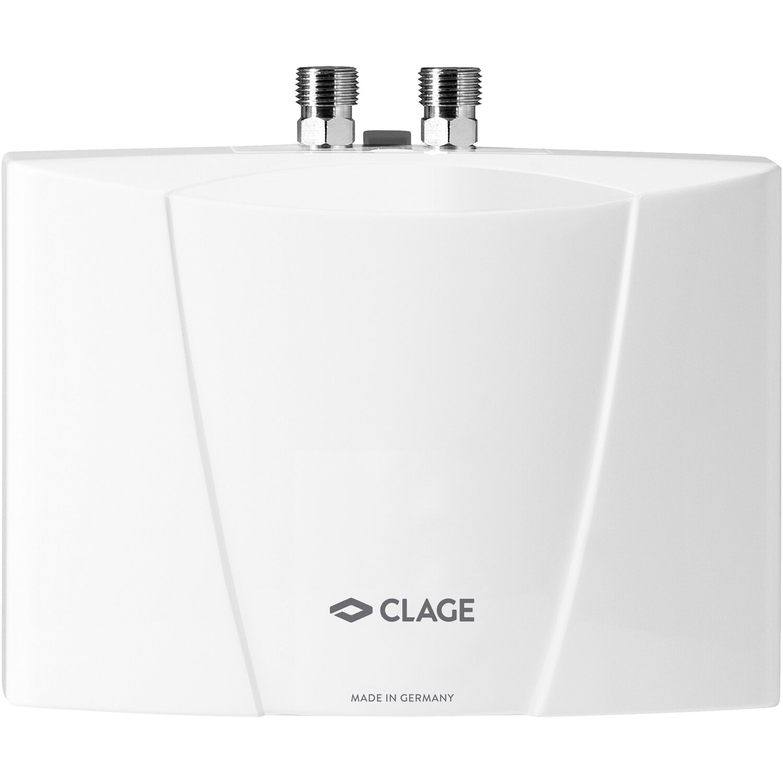 Clage E-Kleindurchlauferhitzer MBH6 EEK: A Hydraulisch 5,7 kW | Baumarkt > Heizung und Klima > Durchlauferhitzer | Clage