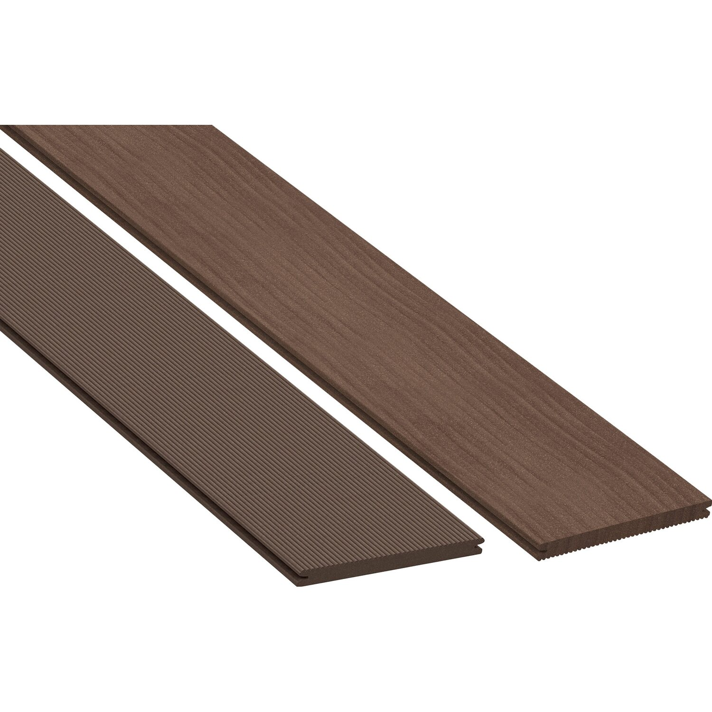 GCC Terrassendiele Living Deck Terra 300 cm x 16,3 cm x 1,6 cm ...