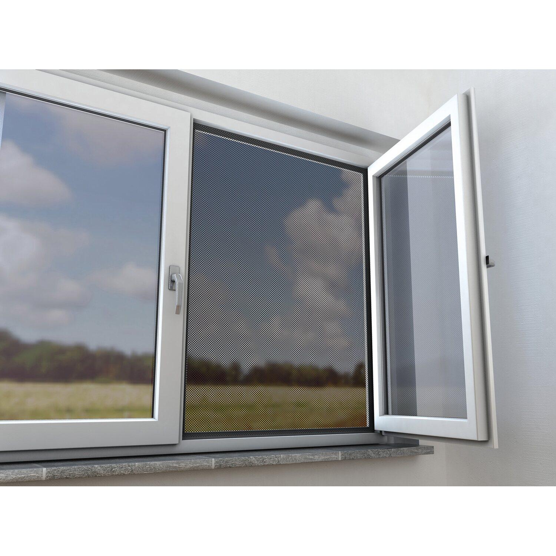 Zimmertüren anthrazit obi  OBI Fiberglasnetz Tür 120 cm x 250 cm Anthrazit kaufen bei OBI