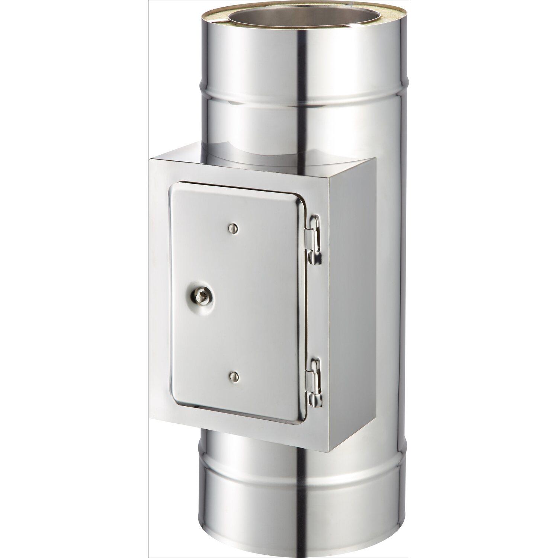 Obi schornstein pr f ffnung 150 mm kaufen bei obi for Kamin obi