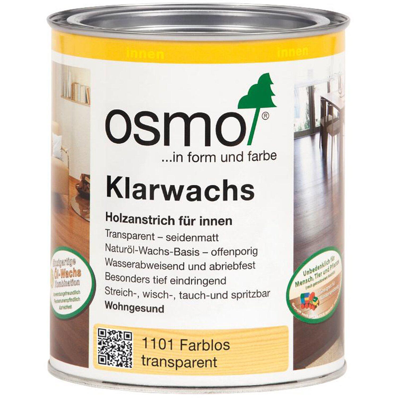 Osmo Klarwachs Farblos 750 ml