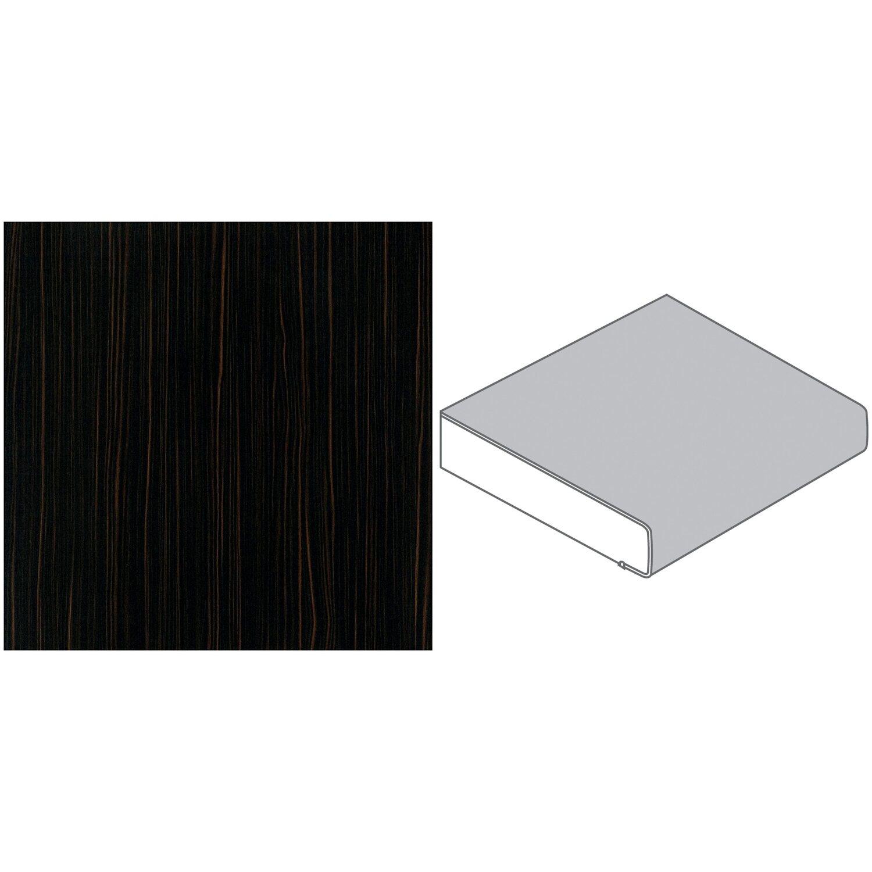 arbeitsplatte 60 cm x 2 9 cm zebrawood zo173 pof max 4 1 m kaufen bei obi. Black Bedroom Furniture Sets. Home Design Ideas