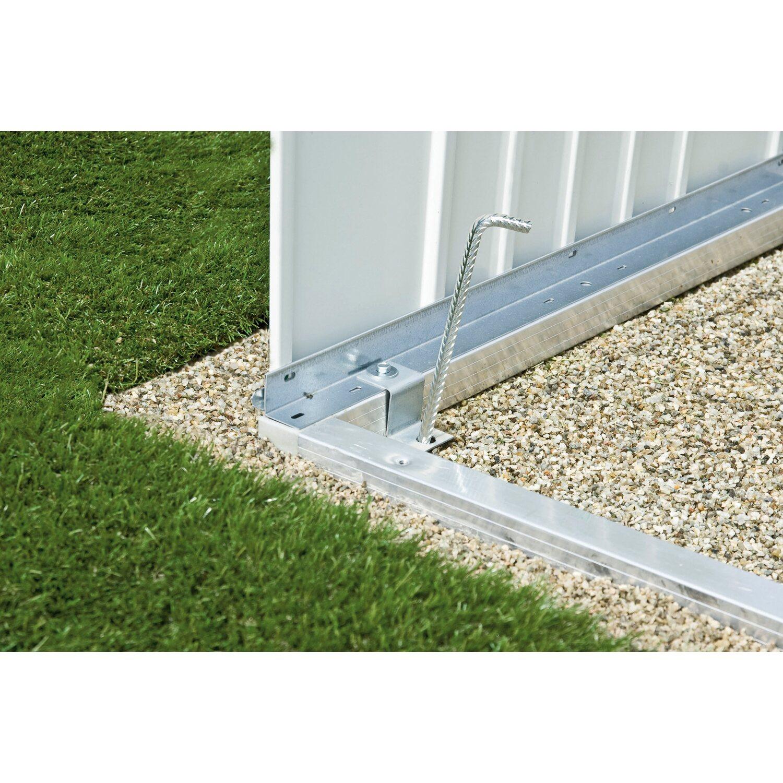 Biohort Bodenrahmen für Geräteschrank Gr. 90 | Garten > Gerätehäuser | Biohort