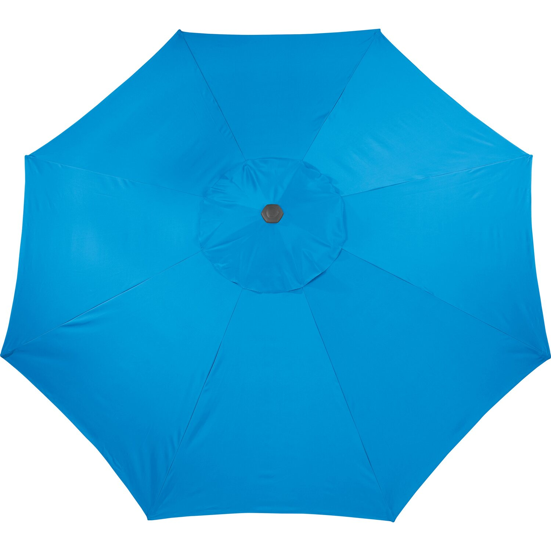 Obi Sonnenschirm Honolulu Blau O 400 Cm Kaufen Bei Obi