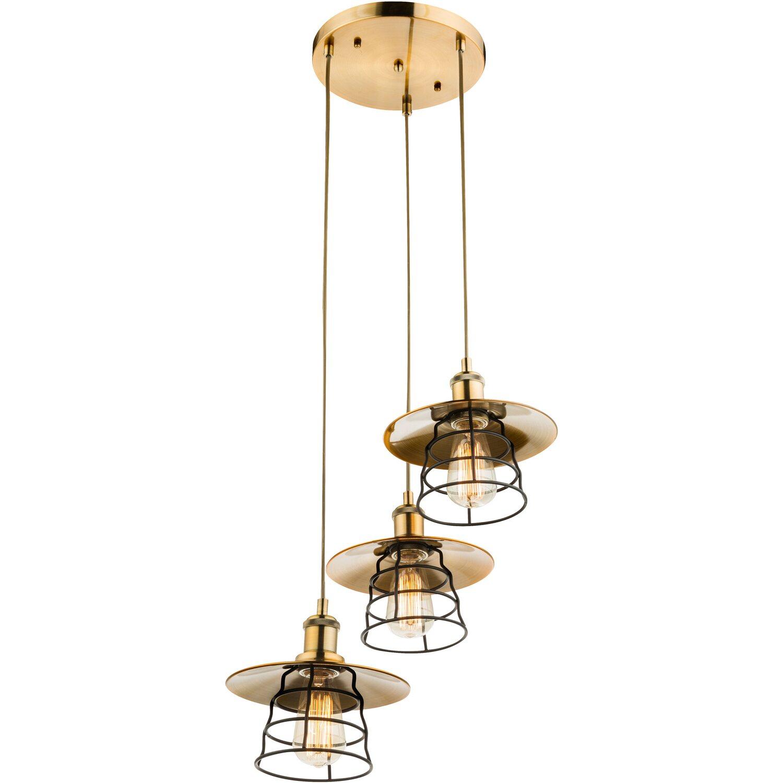 globo pendelleuchte viejo bronzefarben eek e a kaufen bei obi. Black Bedroom Furniture Sets. Home Design Ideas