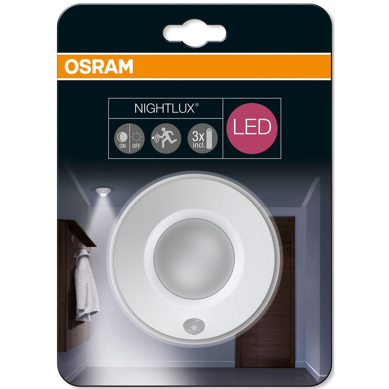 osram led leuchte nightlux ceiling wei kaufen bei obi. Black Bedroom Furniture Sets. Home Design Ideas