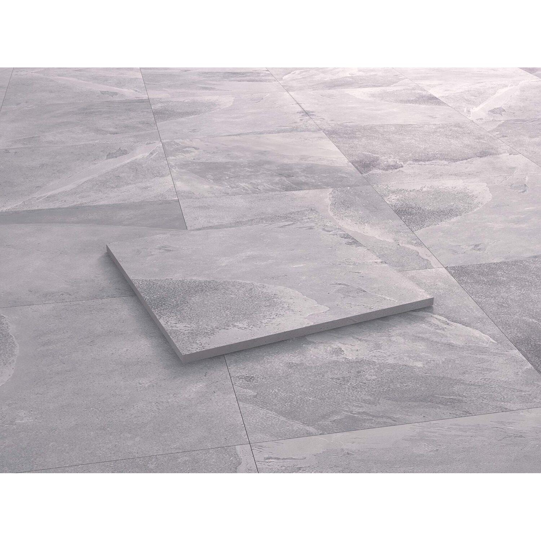 Terrassenplatte Feinsteinzeug Ardesia Ash 2000 x 2000 x 200 cm 200 Stück ...