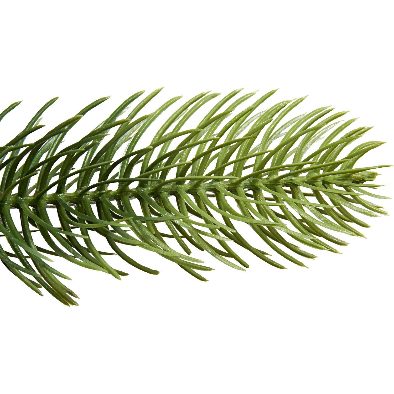 Künstlicher Weihnachtsbaum Auf Rechnung.Künstlicher Weihnachtsbaum Nagano 180 Cm Xl Mit Metallständer