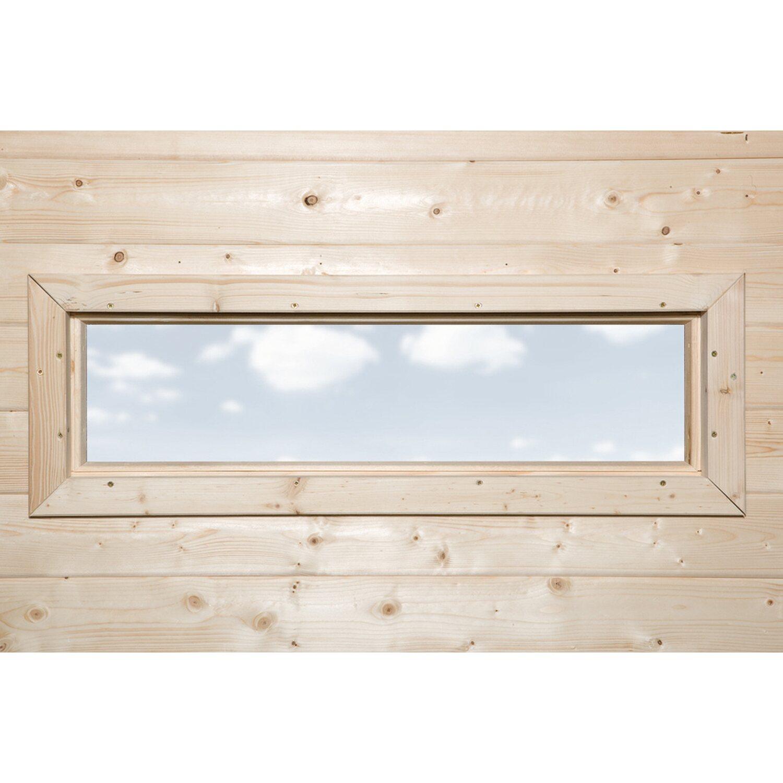 Weka Fenster, für Gartenhaus Chill-Out und Loungehaus