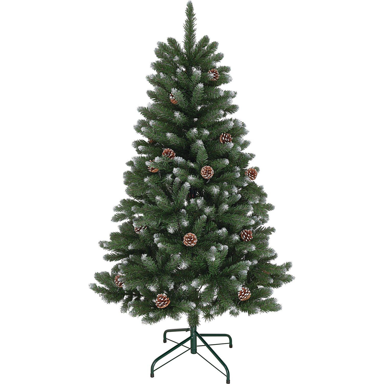 Weiß Kunstbaum Weihnachtsbaum Deko Künstlicher Tannenbaum Christbaum 90 cm PVC#