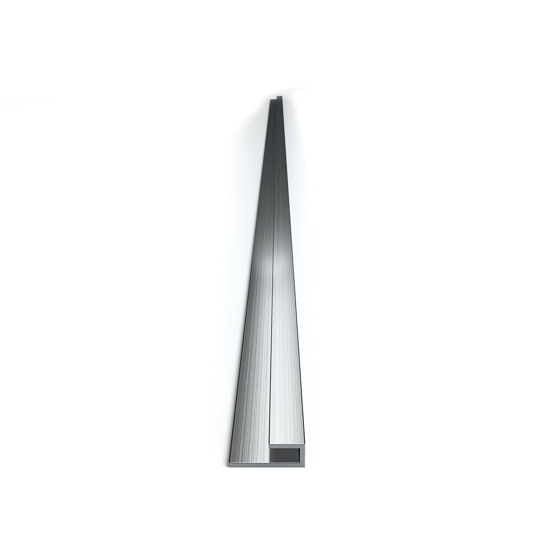 18+ Viertelkreis Abschlussprofil PVC glänzend Weiß 8 mm x 8,8 m ... Bilder