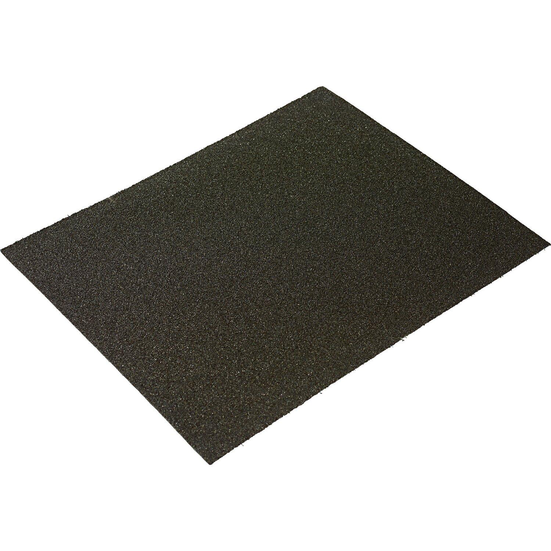 Schmirgelpapier Schleifpapier wasserfest 230mm x 280mm Nass Schleif Papier Sand