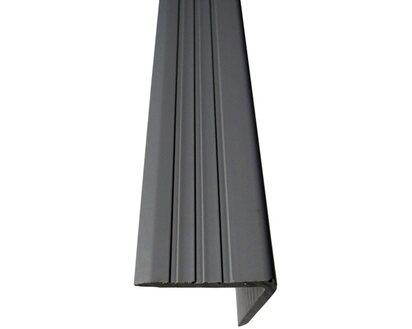 Winkelprofil 20 Mm X 25 Mm Grau 1000 Mm Kaufen Bei Obi