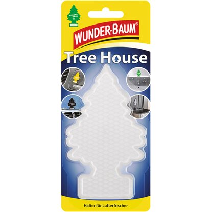 Wunderbaum Treehouse Transparent