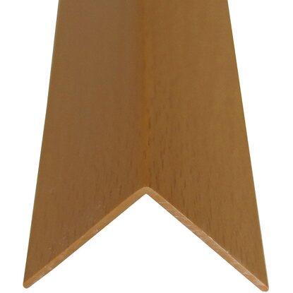 Winkelleiste Buche Kunststoff 30 mm x 30 mm Länge 2500 mm