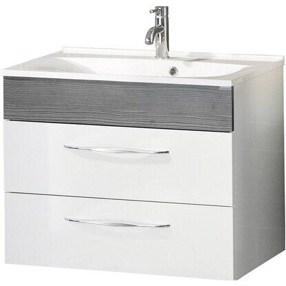 fackelmann waschbeckenunterschrank sceno 65 5 cm x 80 cm x 50 cm wei pinie kaufen bei obi. Black Bedroom Furniture Sets. Home Design Ideas